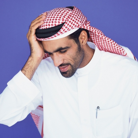 Photo: Avoid headaches while fasting