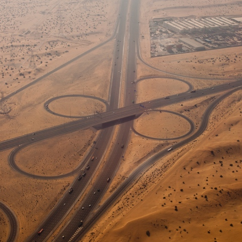 Photo: Shorter Road to Oman