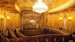Sheikh Khalifa Theatre in Paris