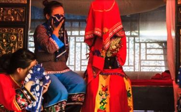 Image: World's Strangest Marriage Rituals