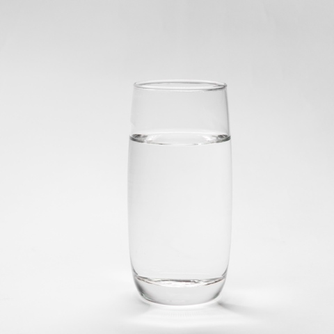 Photo: What is in a Glass of Water?