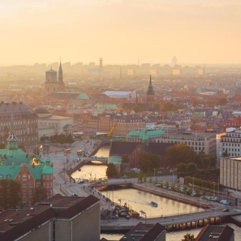 Photo: Copenhagen: Happiness and History