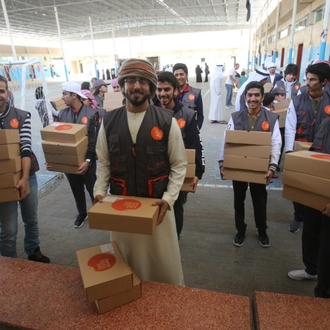 Photo: Food Bank Fights Hunger