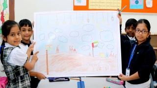 UAE's First Eco-Friendly School