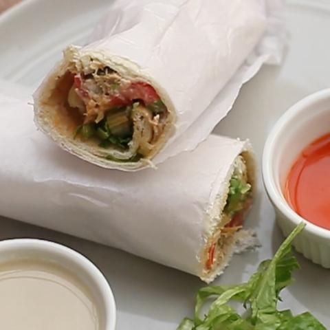 صور: صحي وذكي .. ساندوتش الدجاج