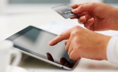 Photo: Cautiously Shop Online