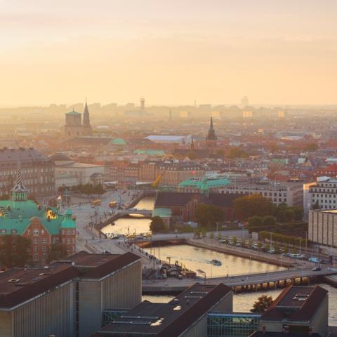 صور: كوبنهاغن.. أقدم عَلم في العالم