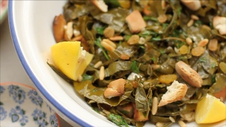 Healthy and Smart... Grape Leaves Salad