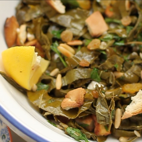 ${rs.image.photo} Healthy and Smart... Grape Leaves Salad