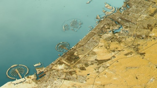 Dubai Satellite Takes Off