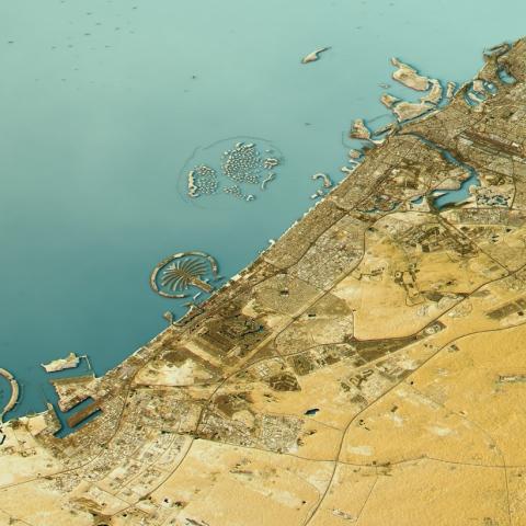 Photo: Dubai Satellite Takes Off