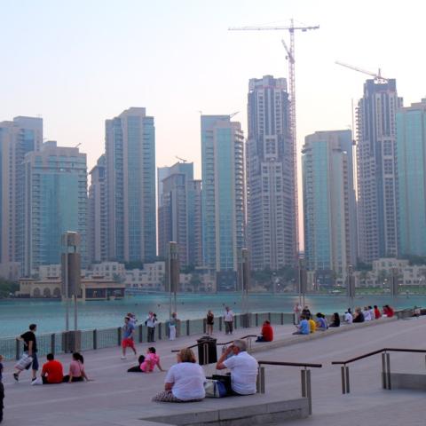 صور: دبي مفضّلة لسياحة الصيف