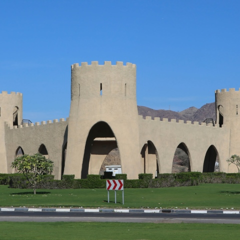Photo: Green Hatta... Farms and Parks