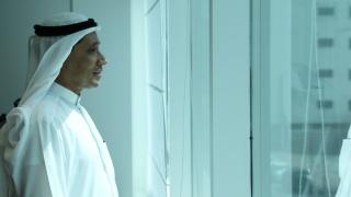 إسماعيل النيسر: السعادة عطاء للمرضى