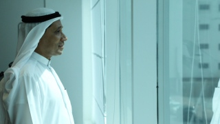 Ismail Al Nayser: Happiness in Giving
