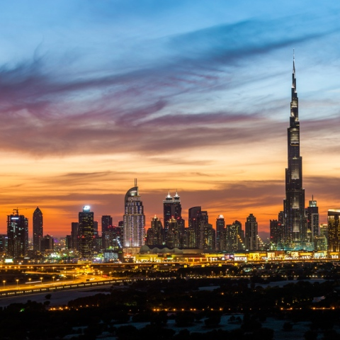 Photo: Dubai: Ctiy of Clouds