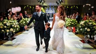 زفاف ميسي