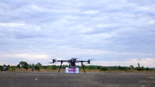 African SOS Drones
