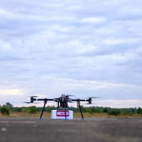 Photo: African SOS Drones