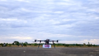 صور: طائرات للغوث في أفريقيا