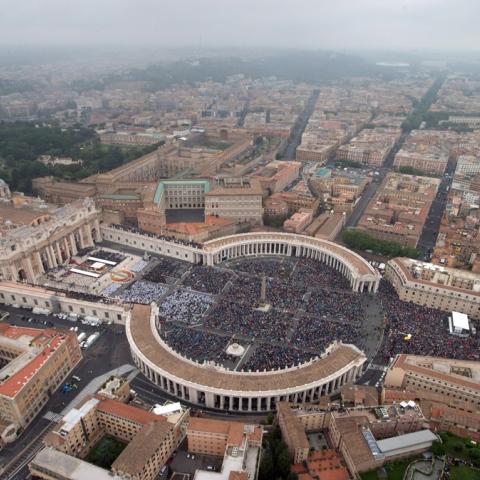 صور: روما.. المدينة الخالدة