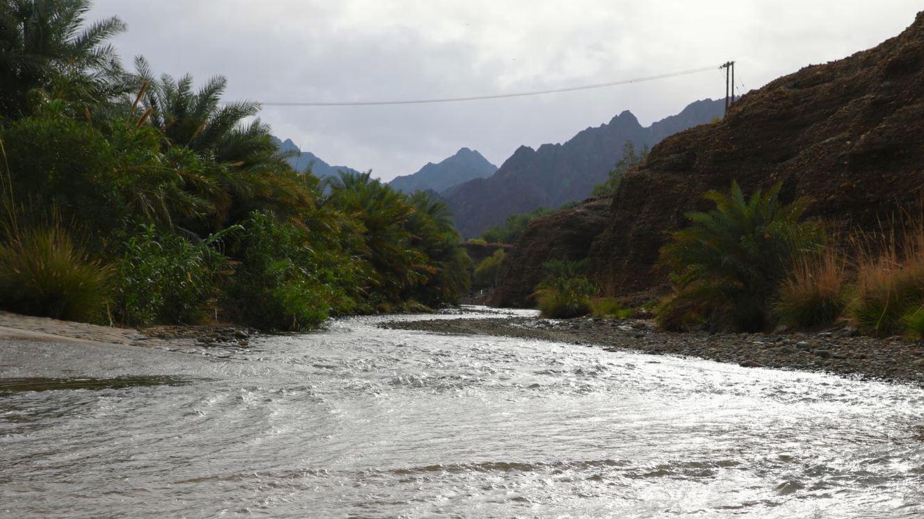 Photo: Green Hatta Roads and Energy