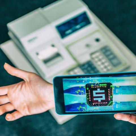 صور: العملات الرقمية تتزايد عالميًا