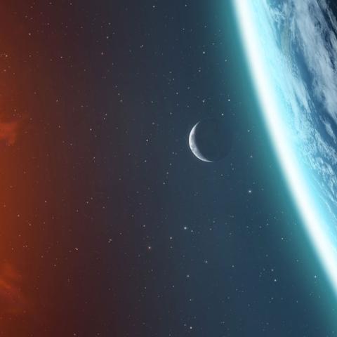 صور: عاصفة شمسية نحو الأرض