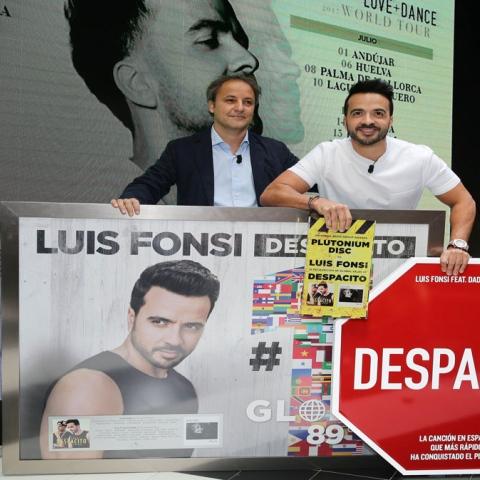 Photo: Despacito Saves Puerto Rico
