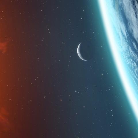 Photo: Solar Storm Hits Earth