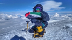 Hanady Al Hashimi: Climbing High