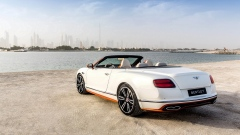 'Sheikh Zayed Road'... New Bentley