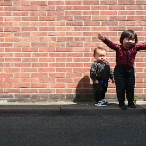 Photo: Clothes That Grow With Kids