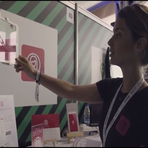 صور: سوق مشاريع الشباب العربي