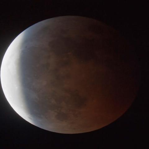 Photo: Lunar Eclipse to Occur Tonight