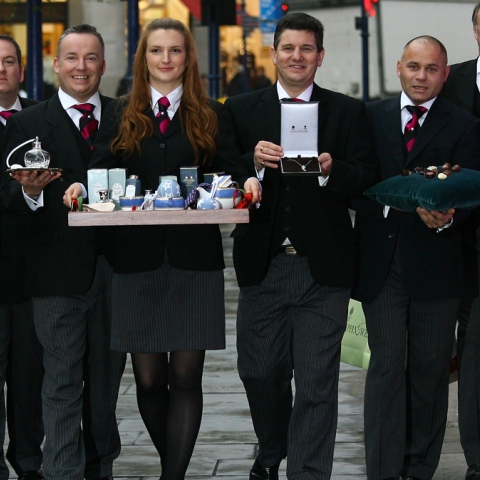 Photo: Fancy Working as a Butler?