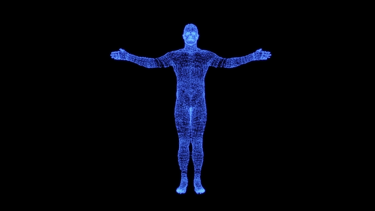 Photo: Strange Facts about the Human Body
