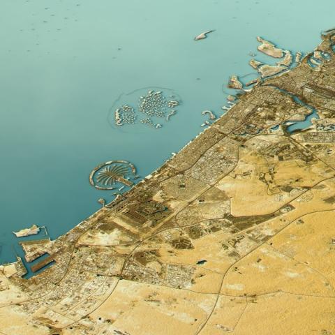 صور: قمر دبي