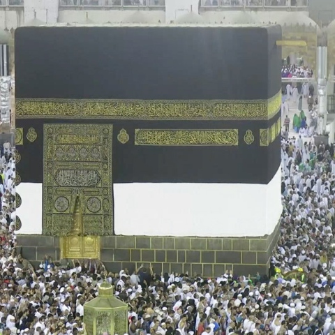 Photo: Saudi's Huge Efforts for Hajj