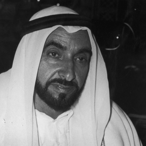 Photo: Sheikh Zayed Memorial: Honoring His Legacy