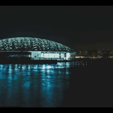 Photo: Louvre Museum: From Abu Dhabi With Love