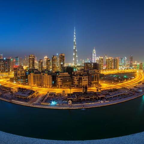 صور: دبي بعد الإجازة