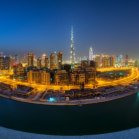 Photo: Dubai After Summer