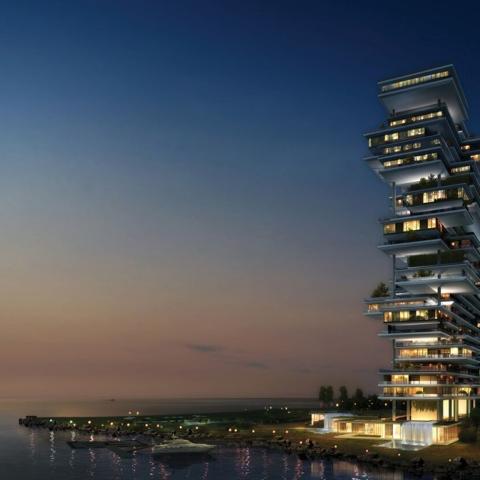 Photo: Dubai's most EXPENSIVE private penthouse