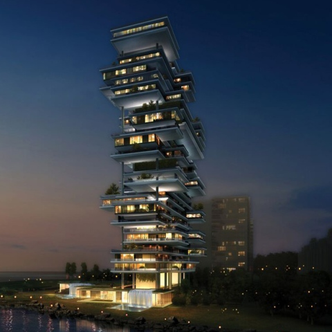 Photo: Dubai's most EXPENSIVE private penthouse