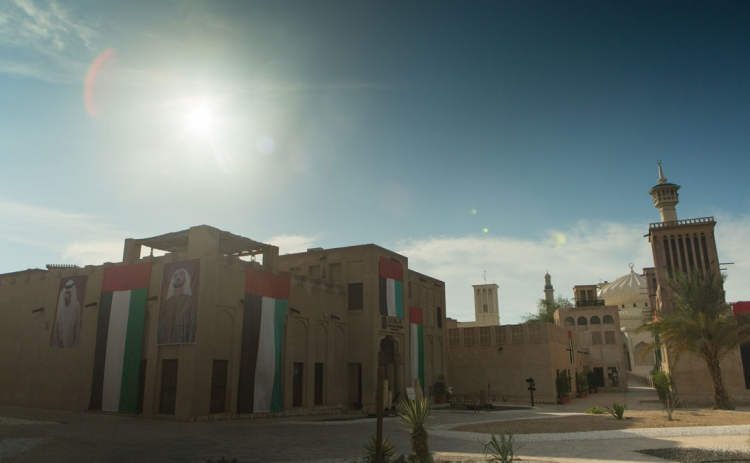 Photo: UAE: Humans First