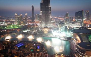 شهرة دبي فوق النجوم
