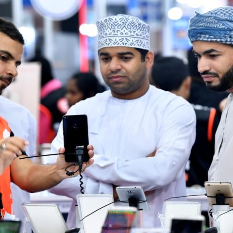 Photo: Gitex Shopper: The Top In Demand