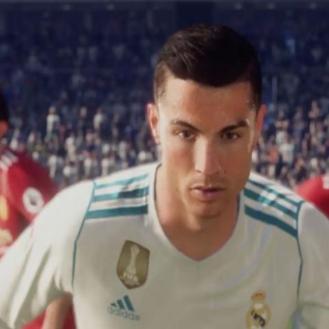 Photo: FIFA 18