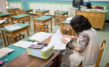 Photo: Teachers Day